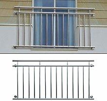 ECD Germany Ringhiera Balcone Francese - 90 x 184