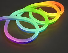 ECD Germany Striscia Flessibile LED Luce al Neon