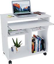 Eglemtek - Scrivania Postazione Computer PC Con