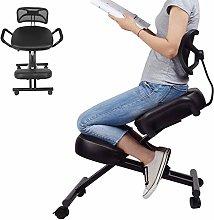 Ejoyous Sedia da Ufficio ergonomica,Ortopedica