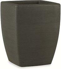 Elbi - Vaso quadrato in resina