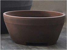 Elbi - Vaso tondo in resina ERCOLINO diam. 50 cm.