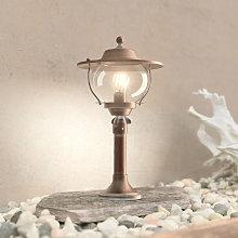 Elegante lampioncino da giardino Adessora