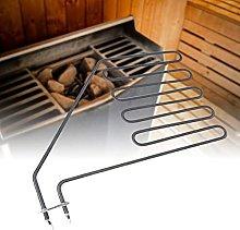 Elemento riscaldante per Sauna Opzionale, Tubo per