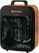 Elettrosicaldatore generatore aria calda Brixo Fan
