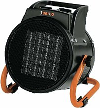 Elettrosicaldatore generatore aria calda Brixo PTC