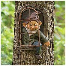Elf Out The Door Tree Hugger â?? Albero delle