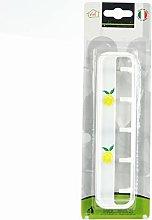 Eliplast EPL390V17 Porta Strofinacci 5 Posti Vivi,