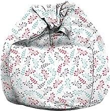 Eloria - Poltrona a sacco in tela stampata per