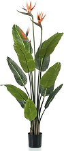 Emerald vidaXL Strelitzia Pianta Artificiale in