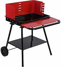 Emoshayoga Accessorio per Barbecue Griglia per