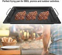 Emoshayoga Padella per Barbecue Antiaderente