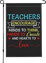 Encouragement for Teachers Minds To Think & Hearts