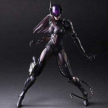 Eroe classico Catwoman bambola modello statua