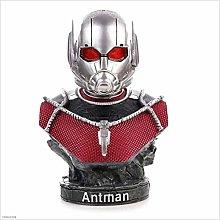 Eroe formica uomo busto modello statua anime