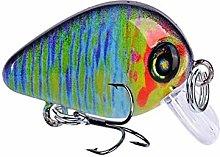 esche da pesca 1 PZ Mini CrankBait Pesca LURE