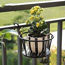 Esenlong - Fioriere da balcone per ringhiera, da