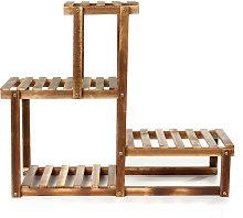 Espositore per mensola angolare balcone StPot