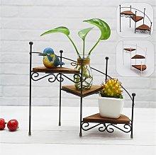 Espositore per piante in vaso da esterno per