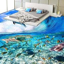 Estetica Sea World Pavimento Carta Da Parati