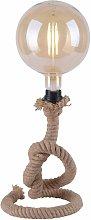 Etc-shop - Scrivania lampada da comodino RETRO