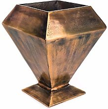EUROCINSA Ref 28050 Vaso Diamante, Alluminio