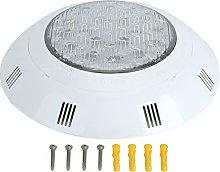 EVTSCAN 18W 12V Lampada da Parete Subacquea a LED