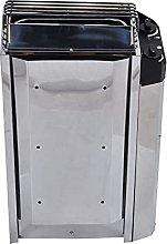EVTSCAN 3.6KW Stufa per sauna in acciaio