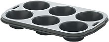 Excelsa 34965 Classic Baking Stampo 6 Muffin,