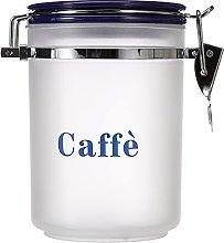 Excelsa Barattolo per caffè, Plastica, Blu