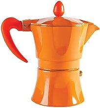 Excelsa Caffettiera, 1 Tazza, Arancio