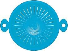 Excelsa Rainbow Scolapasta, 23.0 cm, Azzurro