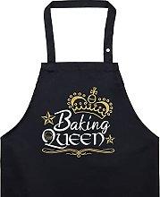 EXPRESS-STICKEREI Baking Queen - Grembiule da