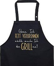 EXPRESS-STICKEREI Divertente grembiule da barbecue