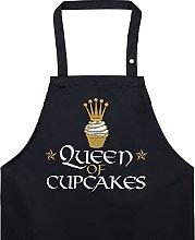 EXPRESS-STICKEREI Queen of Cupcakes - Grembiule da