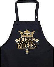 EXPRESS-STICKEREI Queen of The Kitchen - Grembiule