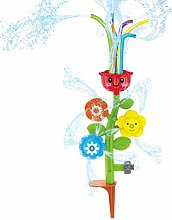 eyiwei Sprinkler per Bambini, Spinning Flower