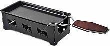Fablcrew Kit Portatile per Raclette, Set per