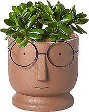 Faccia Fioriera Cemento Vasi,Piccolo Ceramica Vasi