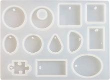 Facemile - Gioielli in stampo in silicone per