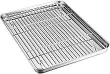 Faderr - Teglia da forno con rastrelliera, in
