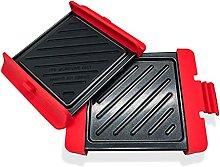Faderr, teglia per forno a microonde, 2 pezzi,