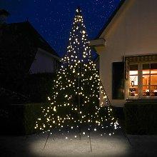 Fairybell® albero di Natale lampeggiante, 3 m