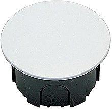 FAMATEL 3210-Scatola da incasso rotonda 40 x 80/c