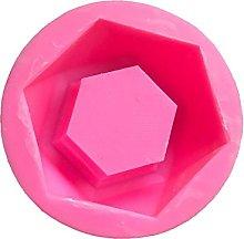 Fancylande Stampo in Silicone a Forma di Diamante