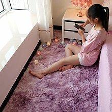 FANGJIE Home Tappeto 100x180cm soffice Tappeto