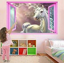 Fantasia Wall Art Sticker Adesivo murale Poster