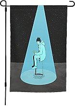 Fantasy Lighting - Bandiera da giardino, 30 x 40