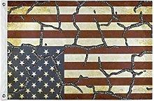 FANTAZIO - Bandiera da giardino degli Stati Uniti