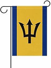 FANTAZIO - Bandiere da Giardino, Motivo: Barbados,